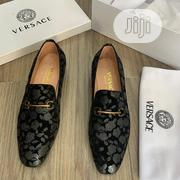 Versace Luxury Floral Print Shoes | Shoes for sale in Lagos State, Surulere