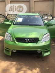 Toyota Matrix 2003 Green | Cars for sale in Oyo State, Ibadan