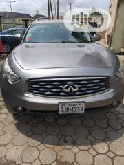 Infiniti FX35 2011 Gray | Cars for sale in Lagos State, Lagos Island