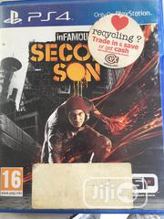 Infamous Second Son On Ps4 | Video Game Consoles for sale in Lagos State, Kosofe