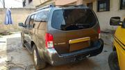 Nissan Pathfinder 2006 LE 4x4 Gray   Cars for sale in Lagos State, Alimosho