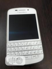 BlackBerry Q10 16 GB White | Mobile Phones for sale in Lagos State, Surulere