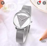 Stainless Steel Mesh Band Waterproof   Watches for sale in Lagos State, Isolo