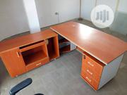 1.4mtr Executive Office Table With Extension | Furniture for sale in Lagos State, Mushin