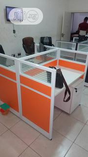 Four Seaters Workstations Desk | Furniture for sale in Lagos State, Ojo