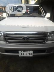 Toyota Land Cruiser 2005 100 4.7 V8 Executive Gray | Cars for sale in Lagos State, Ilupeju