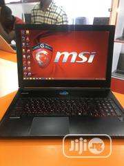 New Laptop MSI GS60 2PM 8GB Intel Core i7 SSHD (Hybrid) 1T | Laptops & Computers for sale in Oyo State, Ibadan North