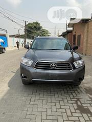 Toyota Highlander 2009 Limited 4x4 Gray | Cars for sale in Lagos State, Lagos Mainland