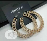 Cuban Link Earrings | Jewelry for sale in Lagos State, Surulere