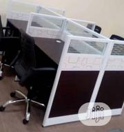 Quality 4-Seater Workstation Table | Furniture for sale in Lagos State, Ojodu