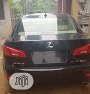 Lexus IS 2007 Black | Cars for sale in Rivers State, Port-Harcourt