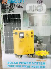 Solar Power Generator QPG-500 & QSP-100W18 | Solar Energy for sale in Lagos State, Ojo