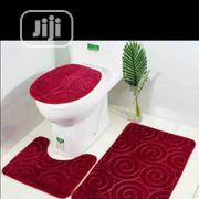 3 In 1 Toilet Mat Set | Home Accessories for sale in Lagos State, Lagos Island