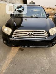 Toyota Highlander 2008 Limited Black | Cars for sale in Oyo State, Ibadan