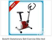 Stationary Belt Exercise Bike | Sports Equipment for sale in Lagos State, Lagos Mainland