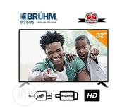 Bruhm 32 Inches LED TV | TV & DVD Equipment for sale in Lagos State, Ikeja