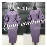 Gown With Belt | Clothing Accessories for sale in Lagos State, Lagos Mainland