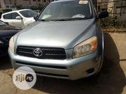 Toyota RAV4 2007 Green | Cars for sale in Lagos State, Isolo