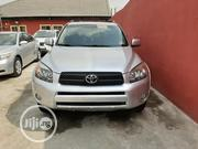 Toyota RAV4 2007 Limited 4x4 Silver | Cars for sale in Lagos State, Surulere