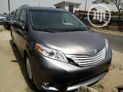 Toyota Sienna 2015 Gray | Cars for sale in Lagos State, Isolo