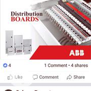 ABB Distribution Board | Manufacturing Equipment for sale in Abuja (FCT) State, Wuye