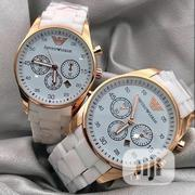 Emporio Armani Fashion Unisex Watch   Watches for sale in Lagos State, Surulere
