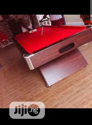 8ft Snooker Board With Complete Accessories | Sports Equipment for sale in Lagos State, Ikorodu