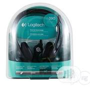 Logitech H390 USB Headset | Computer Accessories  for sale in Lagos State, Lagos Mainland