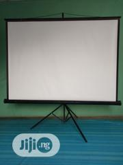 Projector Screen | TV & DVD Equipment for sale in Oyo State, Akinyele
