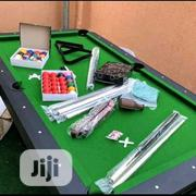 Snooker Table With The Complete Accessories | Sports Equipment for sale in Lagos State, Ajah