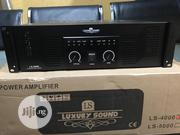 High Quality Power Ampilifier 4000w | Audio & Music Equipment for sale in Lagos State, Ojo