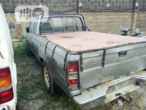 New Nissan Pick-Up 2001