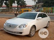 Toyota Avalon 2007 White | Cars for sale in Lagos State, Isolo