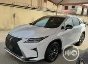 Lexus RX 2017 350 F Sport AWD White | Cars for sale in Lagos State, Surulere