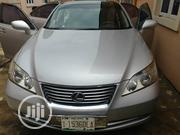 Lexus ES 2009 350 Silver | Cars for sale in Lagos State, Amuwo-Odofin