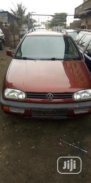 Volkswagen Golf 1998 2.0 Cabriolet Automatic | Cars for sale in Lagos State, Apapa