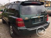 Toyota Highlander 2003 Green | Cars for sale in Lagos State, Magodo