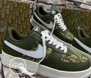 Christian Dior Designer Air Force Sneakers | Shoes for sale in Lagos State, Magodo