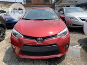 Toyota Corolla 2015 Red | Cars for sale in Lagos State, Ikeja