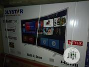 Polystar 65'' Smart 4k Tv Curved | TV & DVD Equipment for sale in Lagos State, Ojo