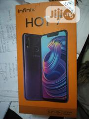 Infinix Hot 7 32 GB Black | Mobile Phones for sale in Sokoto State, Sokoto South