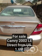 Toyota Camry 2002 Gold | Cars for sale in Abuja (FCT) State, Garki 1
