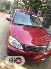 Toyota Corolla 2008 1.8 LE Red | Cars for sale in Lagos State, Orile