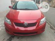 Toyota Corolla 2010 Red | Cars for sale in Oyo State, Ibadan North
