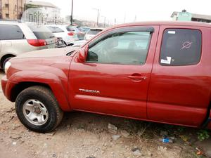 Toyota Tacoma 2007 Red