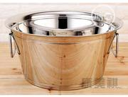 Stainless Ice Bucket Big. | Kitchen & Dining for sale in Lagos State, Lagos Island