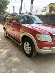 Ford Explorer 2006 Red | Cars for sale in Lagos State, Lagos Mainland