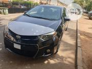 Toyota Corolla 2015 Black | Cars for sale in Abuja (FCT) State, Garki 1