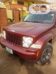 Jeep Liberty 2008 Limited 4x4 Red | Cars for sale in Lagos State, Ikeja