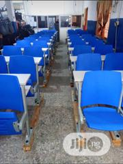 Quality Fibre Plastic Conference/Training 2 Seaters Chair | Furniture for sale in Rivers State, Port-Harcourt